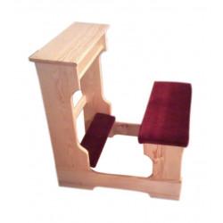 Klęcznik z siedziskiem -...
