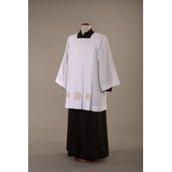 Komża kapłańska z haftem 116