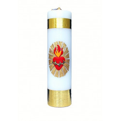 Świeca olejowa ołtarzowa z...