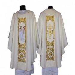 "Ornat gotycki 517K ""Jezus..."